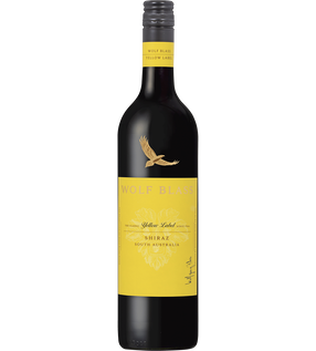 Yellow Label Shiraz 2017