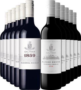 1859 + Mamre Brook Shiraz