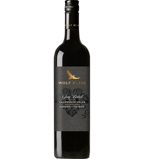 Grey Label Langhorne Creek Cabernet Shiraz 2018 (Single Bottle)