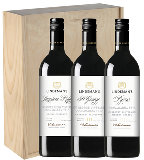 Coonawarra Trio Vertical Gift Set