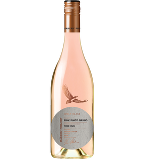 Makers' Project Pink Pinot Grigio 2019