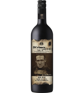 The Uprising Red Wine 2020