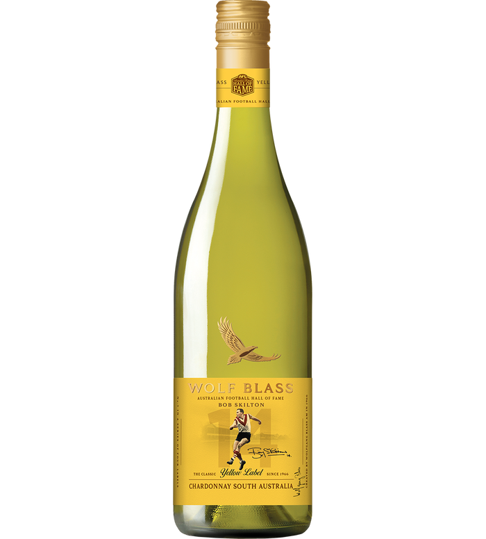 Yellow Label 'Hall of Fame' Chardonnay 2016