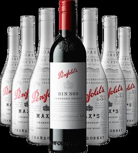 Max's Chardonnay 2018 and Bin 389 Cabernet Shiraz 2018 Offer