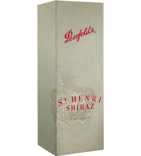 St Henri Shiraz 2016 Gift Box
