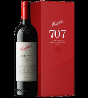 Bin 707 Cabernet Sauvignon 2019 Gift Box